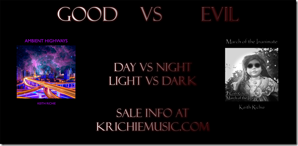 Good Vs Evil Banner