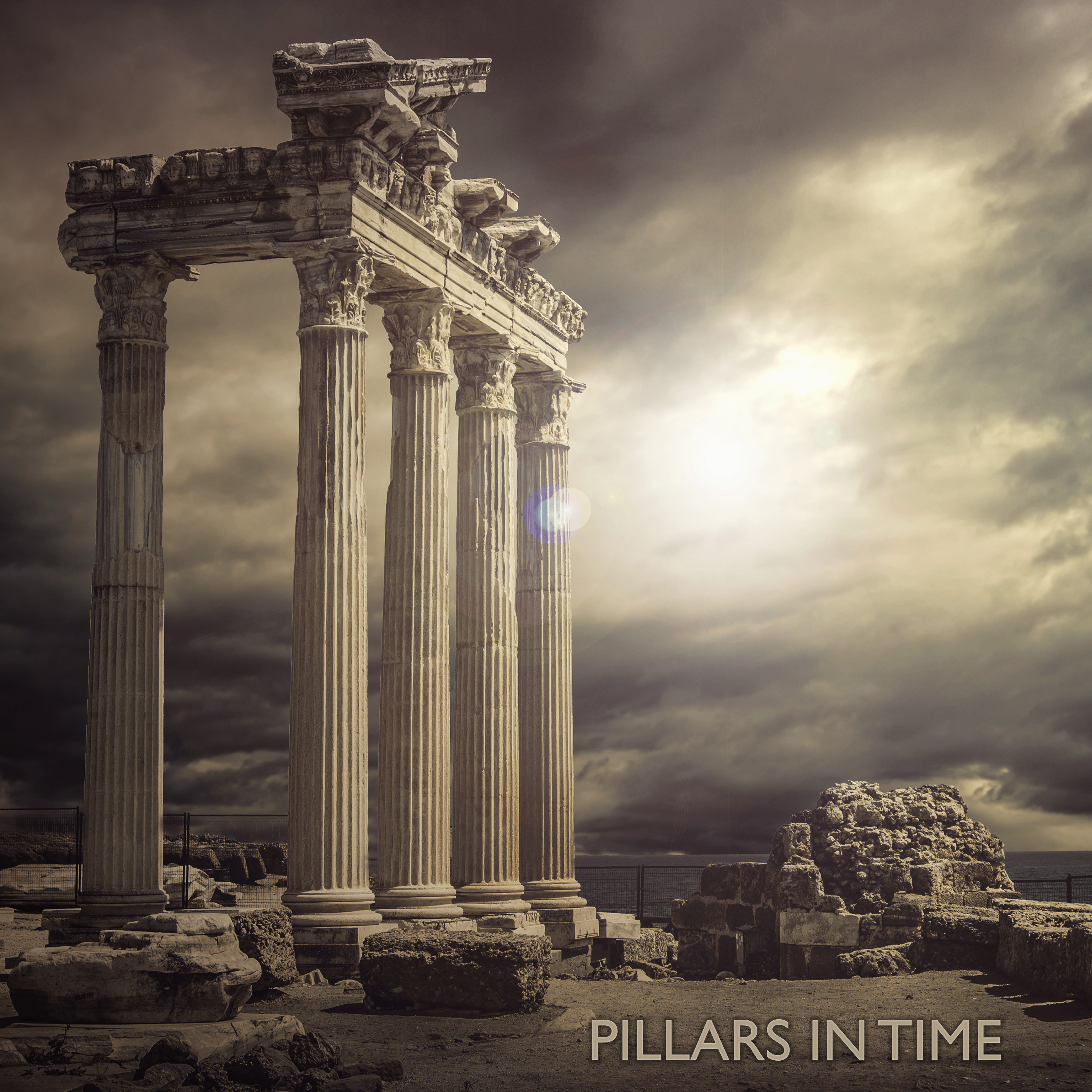 pillars in time keith richie